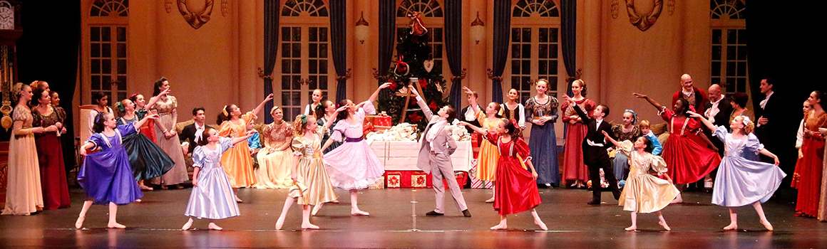 Protected: Nutcracker 2015 Party Scene